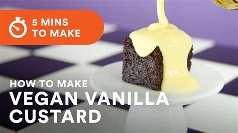 Kidd coffee nutrition facts and nutritional information. How To Make Thick Vegan Vanilla Custard   Bake Vegan Stuff with Sara Kidd - Vegan Recipes