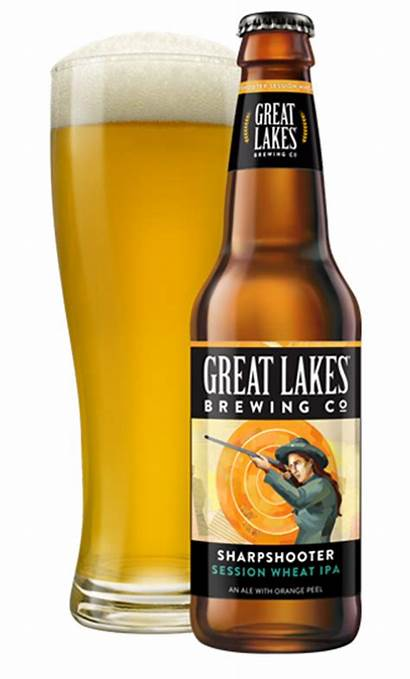 Lakes Ipa Brewing Wheat Company Sharpshooter Session
