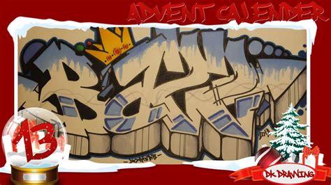 Grafiti Rafli :  Drawing Graffiti Letters