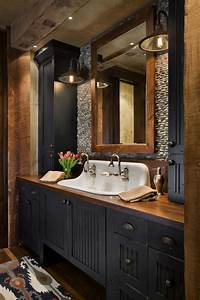 One Kindesign's top 35 Pinterest bathroom pins of 2016