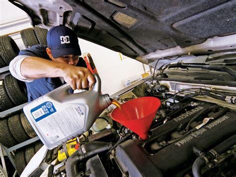 steps  repair  maintenance engine tune