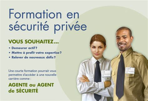 bureau sécurité privée inscription immédiate pour une formation qui vous
