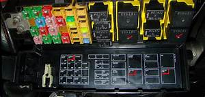 Cooling Fan Relay Location 2004 Jeep Liberty