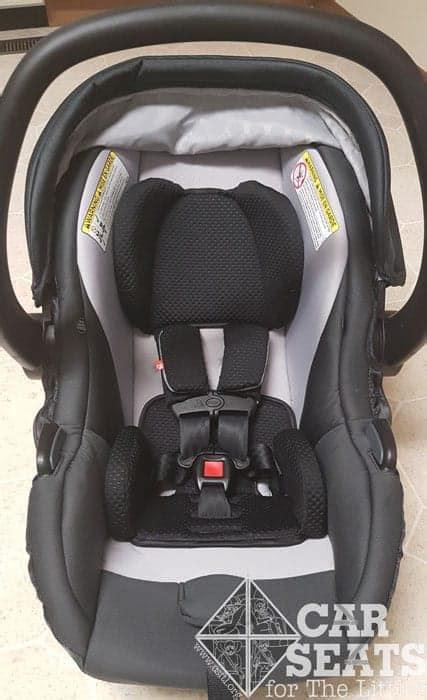 gb abri review canada car seats   littles