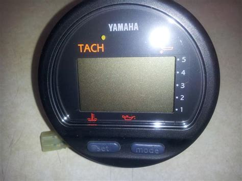 wtb used yamaha tach for 01 250 ox66 the hull boating and fishing forum