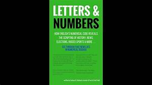 zachary k hubbard letters numbers book release youtube With letters and numbers book
