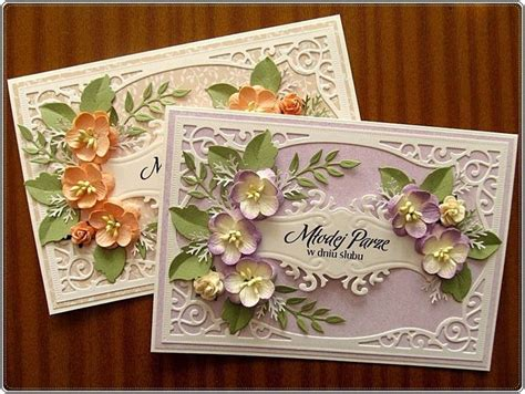 359 Best Card Making  Mainly Spellbinders Images On