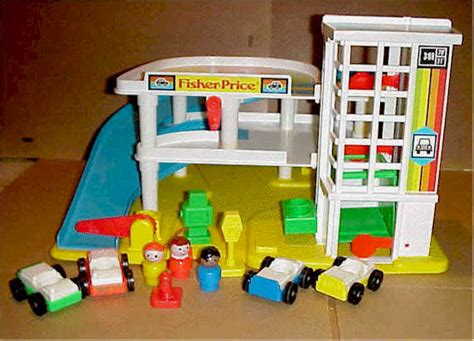 A Tribute To Toy Garages