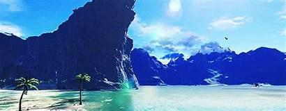 Zelda Breath Legend Wild Signing Sceneries