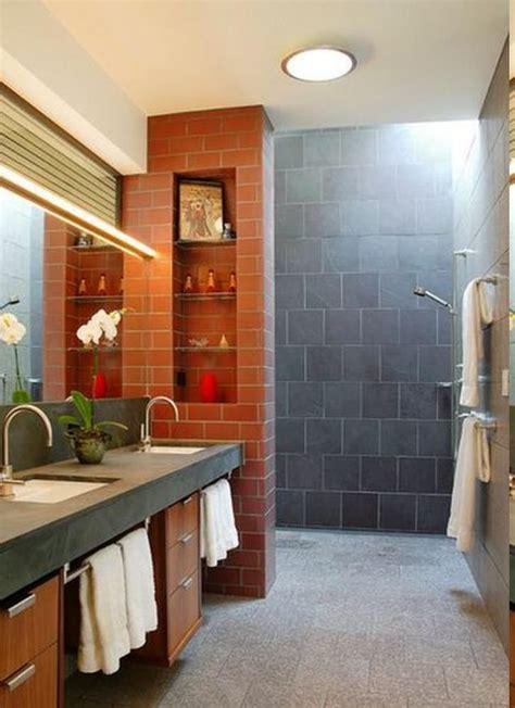 doorless shower designs