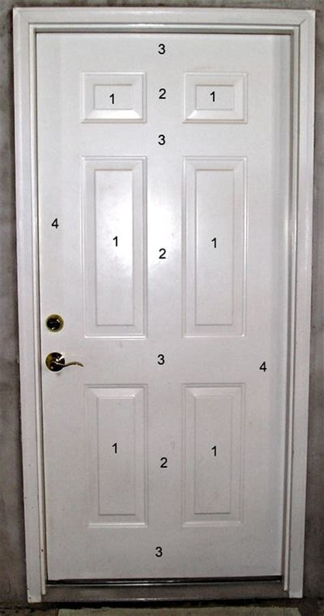 how to paint an interior door painting a steel door the practical house painting guide