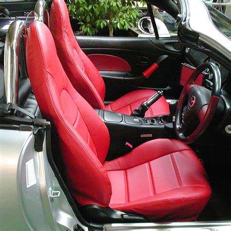 Nakamae Sport Seat Covers For Mazda Miata Mx5 Nb Rev9