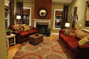 open concept living room designs and warm on pinterest With warm and inviting rustic living room ideas