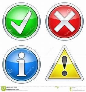 Free Erreur Video : ok error info and warning icons royalty free stock photos image 22367218 ~ Medecine-chirurgie-esthetiques.com Avis de Voitures