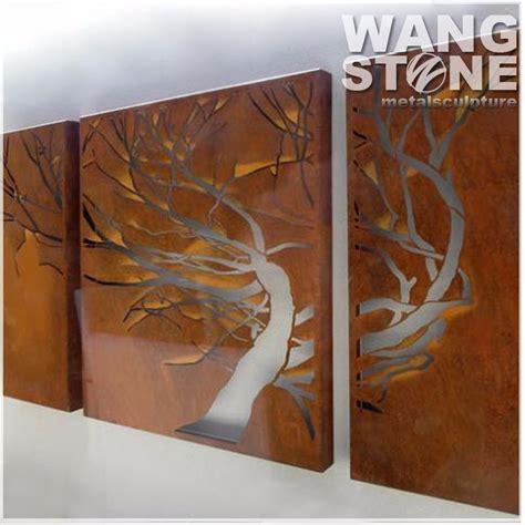Decor Laser - wholesale laser cut rustic home decor metal tree wall