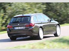 2014 BMW 518d Touring vs MercedesBenz E200 CDI TModell