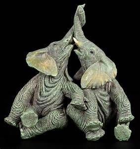 Deko Figuren Liebespaar : zwei elefanten sitzend liebespaar ~ Indierocktalk.com Haus und Dekorationen