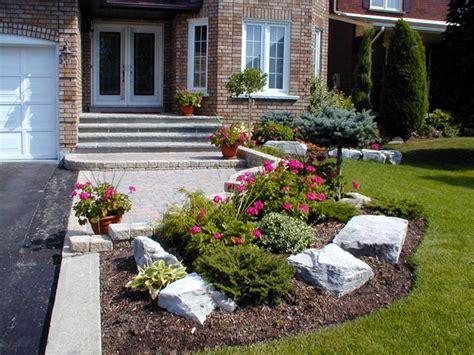 Landscape Design Ideas For Small Front Yards Yard