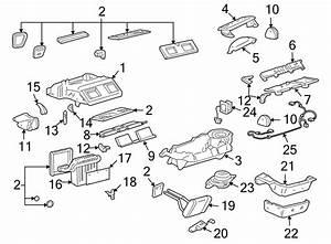 Buick Lesabre Hvac Air Inlet Door Actuator  Wrong  Control