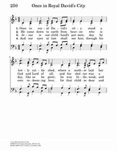 Once in Royal David's City | Hymnary.org