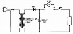 Simple Nicad Battery Zapper Circuit