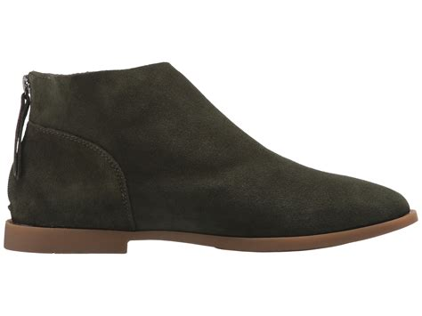 Dirty Laundry Karate Chop Olive Suede