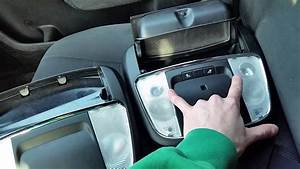 Dodge Charger Chrysler 300 Overhead Console Removal