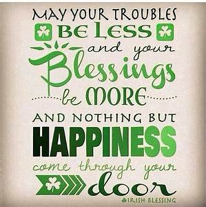 Happy St. Patrick's Day | Inspiration/quotes | Pinterest
