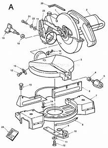Mastercraft Mitre Saw Parts Diagram