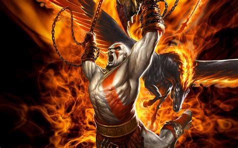 God Of War Desktop Wallpaper Bavunga Fotos De God Of War Kratos