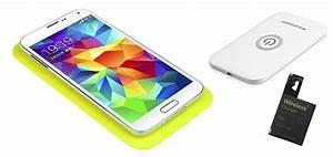 Handy Induktiv Laden : qi induktive ladestation smartphone kabellos laden gadgets ~ Watch28wear.com Haus und Dekorationen