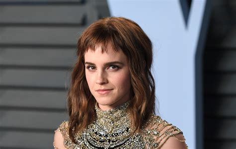 Emma Watson Reflects Year Time Movement The