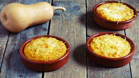 comment cuisiner la courge butternut petits gratins de butternut à la polenta artichaut et
