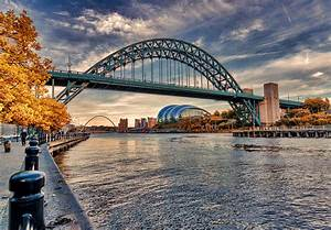 Autumn On The River Tyne Photograph by Trevor Kersley