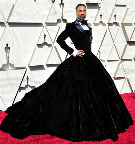 Billy Porter Tuxedo Ballgown Most Talked About Look