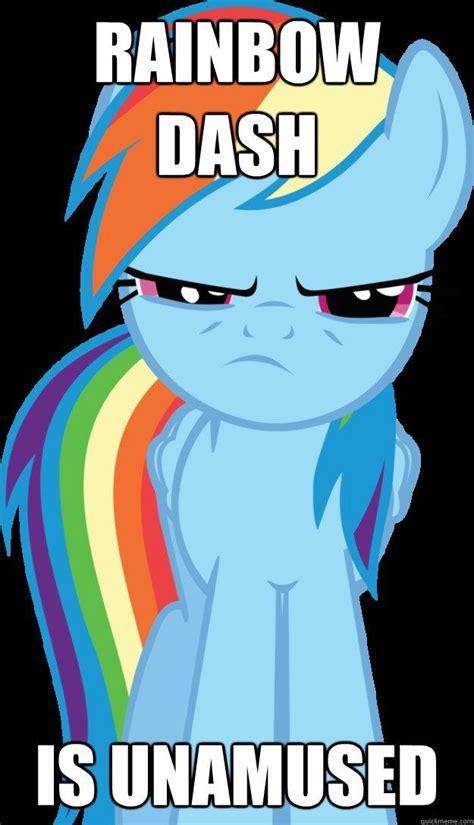 Rainbow Dash Meme - 900 best images about my little pony friendship is magic on pinterest