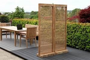 Pare Vue Pas Cher : brise vue de jardin pas cher uteyo ~ Premium-room.com Idées de Décoration