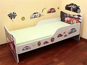 Bestforkids lit enfant avec metals 7 designs et 8 for Stickers chambre enfant avec achat de matelas