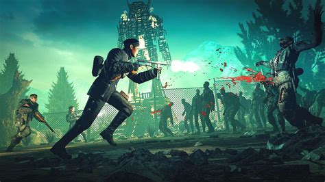 cool zombie background horror backgrounds fighting nazi army tactical action survival blood apocalyptic elite shooter scifi sniper trilogy hd dark