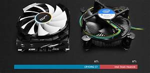 Air Fin Fan Cooler Design Cryorig C7 Glob3trotters