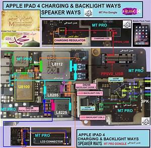 Apple Ipad 4 Charging Problem Solution Jumper Ways No Charging