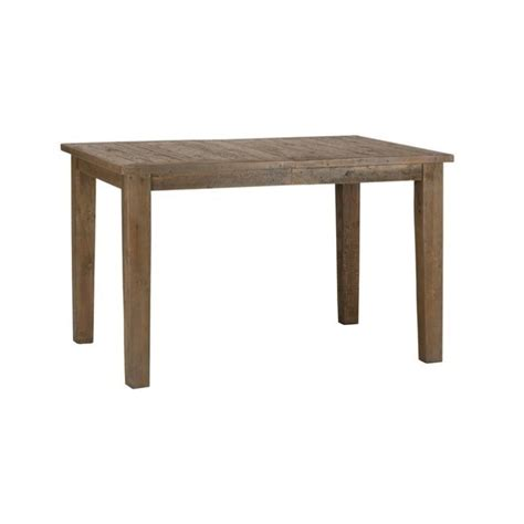 wood counter height dining table jofran slater mill pine wood counter height dining table