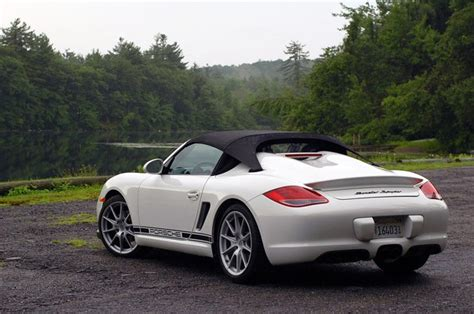 Review: 2011 Porsche Boxster Spyder