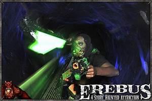 Erebus Haunted Attraction Pontiac, MI Photos & Videos