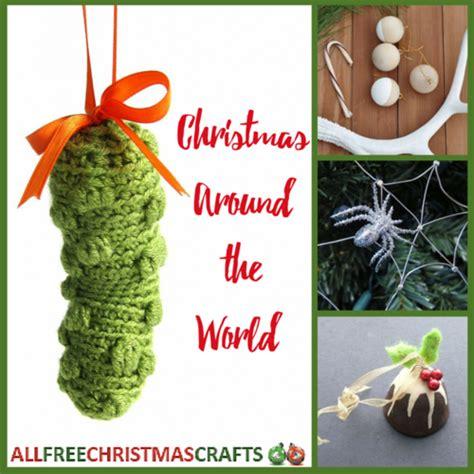 christmas around the world allfreechristmascrafts com
