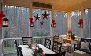 21, Screen, Porch, Ideas, Decorating, Easy, And, Cheap, Simplyhome