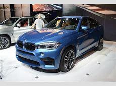 2014 LA Auto Show New BMW X5 M and BMW X6 M Make World Debut