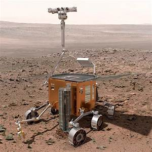 Space in Images - 2008 - 05 - ExoMars rover
