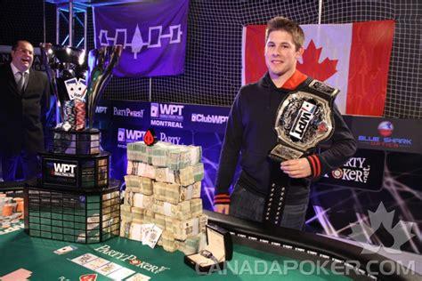 Jonathan Roy Wins 2012 World Poker Tour Montreal Pokernews