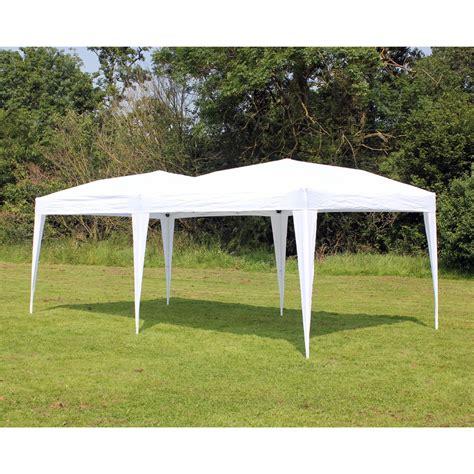 palm springs white pop  ez set  canopy gazebo party tent walmartcom